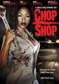 Chop Shop - 11 x 17 Movie Poster - Style A