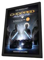 Chopped (TV) - 11 x 17 TV Poster - Style A - in Deluxe Wood Frame
