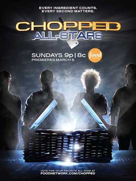 Chopped (TV) - 11 x 17 TV Poster - Style A