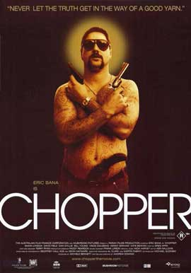 Chopper - 11 x 17 Movie Poster - Style B