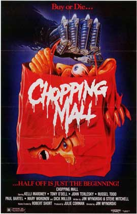 Chopping Mall - 11 x 17 Movie Poster - Style B