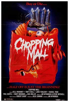 Chopping Mall - 27 x 40 Movie Poster - Style B