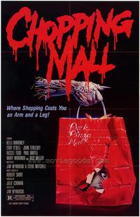 Chopping Mall - 43 x 62 Movie Poster - Bus Shelter Style A