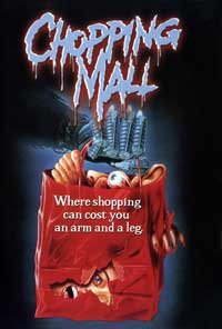 Chopping Mall - 11 x 17 Movie Poster - Style C
