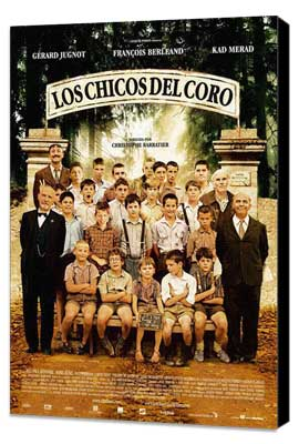 Chorists - 27 x 40 Movie Poster - Spanish Style A - Museum Wrapped Canvas