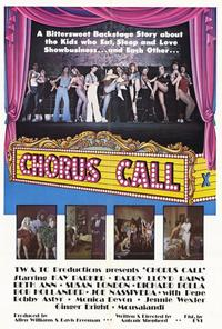 Chorus Call - 27 x 40 Movie Poster - Style A
