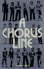 Chorus Line, A (Broadway) - 11 x 17 Poster - Style A