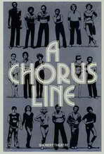 Chorus Line, A (Broadway) - 27 x 40 Movie Poster - Style A