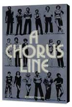 Chorus Line, A (Broadway) - 11 x 17 Poster - Style A - Museum Wrapped Canvas
