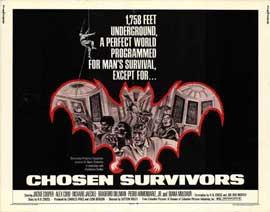 Chosen Survivors - 11 x 14 Movie Poster - Style A