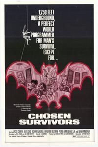 Chosen Survivors - 11 x 17 Movie Poster - Style A