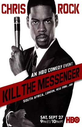 Chris Rock: Kill The Messenger - 27 x 40 Movie Poster - Style A