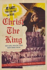 Christ the King - 11 x 17 Movie Poster - Style A