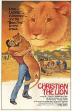 Christian the Lion - 11 x 17 Movie Poster - Style A