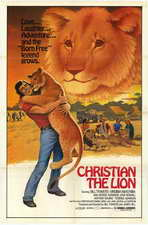 Christian the Lion - 27 x 40 Movie Poster - Style A