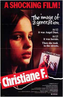 Christiane F. - 11 x 17 Movie Poster - Style A