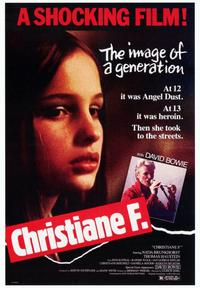 Christiane F. - 43 x 62 Movie Poster - Bus Shelter Style A