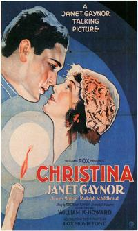 Christina - 11 x 17 Movie Poster - Style A
