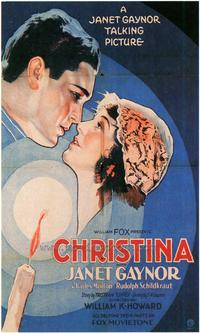 Christina - 43 x 62 Movie Poster - Bus Shelter Style A