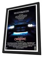Christine - 27 x 40 Movie Poster - Style B - in Deluxe Wood Frame
