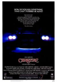 Christine - 43 x 62 Movie Poster - Bus Shelter Style A