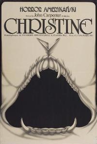 Christine - 11 x 17 Movie Poster - Polish Style A