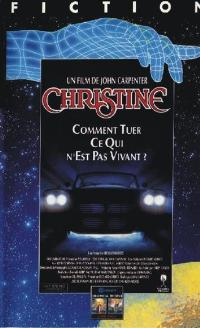Christine - 11 x 17 Movie Poster - French Style A