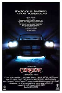 Christine - 43 x 62 Movie Poster - Bus Shelter Style B