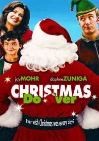 Christmas Do Over - 11 x 17 Movie Poster - Style A
