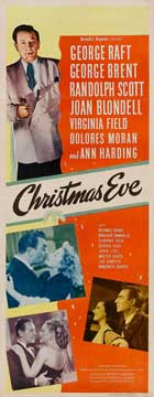 Christmas Eve - 14 x 36 Movie Poster - Insert Style A