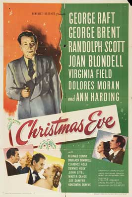 Christmas Eve - 43 x 62 Movie Poster - Bus Shelter Style A