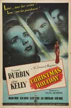 Christmas Holiday - 11 x 17 Movie Poster - Style B