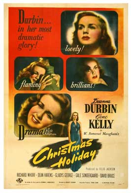 Christmas Holiday - 11 x 17 Movie Poster - Style A