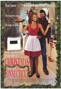 Christmas in Connecticut - 43 x 62 Movie Poster - Bus Shelter Style A