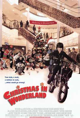 Christmas in Wonderland - 11 x 17 Movie Poster - Style A