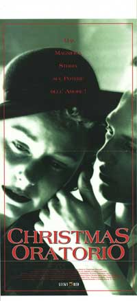 Christmas Oratorio - 13 x 28 Movie Poster - Italian Style A
