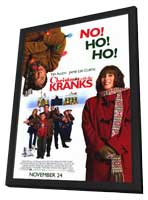 Christmas with the Kranks - 27 x 40 Movie Poster - Style B - in Deluxe Wood Frame