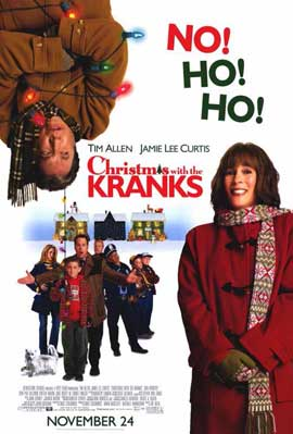 Christmas with the Kranks - 11 x 17 Movie Poster - Style B