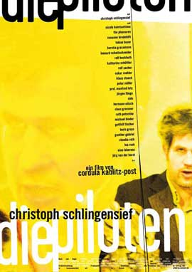Christoph Schlingensief - Die Piloten - 11 x 17 Movie Poster - German Style A