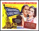 Christopher Columbus - 22 x 28 Movie Poster - Half Sheet Style B