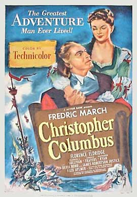 Christopher Columbus - 11 x 17 Movie Poster - Style A