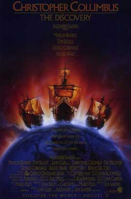 Christopher Columbus: The Discovery - 11 x 17 Movie Poster - Style A