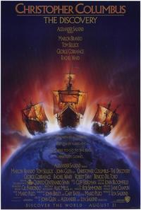 Christopher Columbus: The Discovery - 43 x 62 Movie Poster - Bus Shelter Style A
