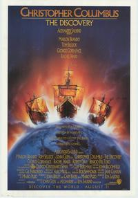 Christopher Columbus: The Discovery - Movie Poster - 26 x 38 - Style A