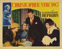 Christopher Strong - 11 x 14 Movie Poster - Style A