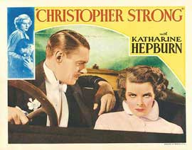 Christopher Strong - 11 x 14 Movie Poster - Style B