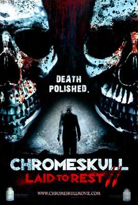 ChromeSkull: Laid to Rest 2 - 11 x 17 Movie Poster - Style A