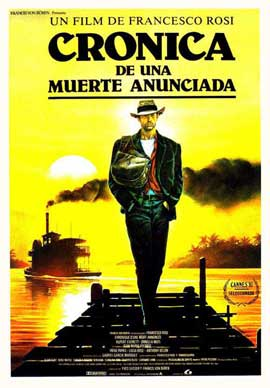 Chronicle of a Death Foretold - 11 x 17 Movie Poster - Spanish Style A