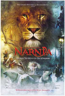 Chronicles of Narnia: The Lion, the Witch and the Wardrobe - 27 x 40 Movie Poster - Style A