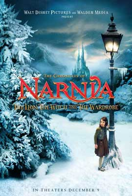 Chronicles of Narnia: The Lion, the Witch and the Wardrobe - 27 x 40 Movie Poster - Style B